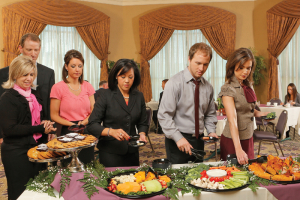 Catering and Reception Services
