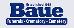 Baue Funeral Homes Logo